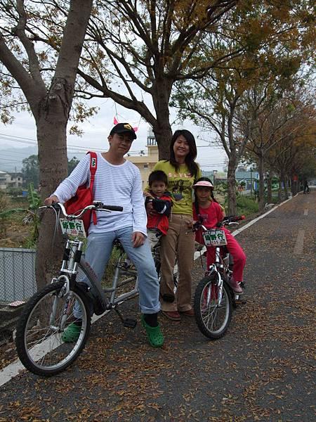 「東豐綠廊」腳踏車道很美!