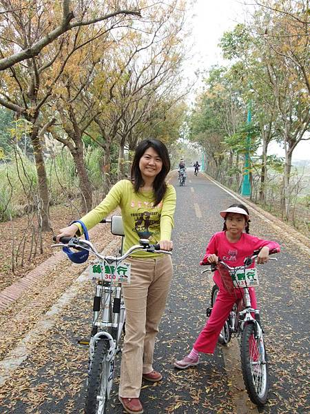 「東豐綠廊」腳踏車道