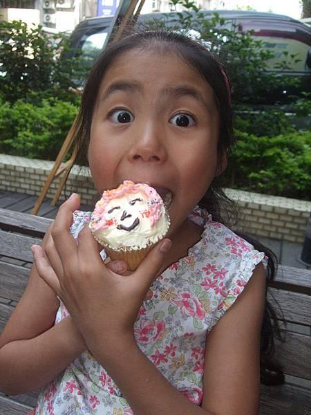 杯子蛋糕娃娃