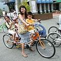 2008.8.9花蓮鯉魚潭騎腳踏車