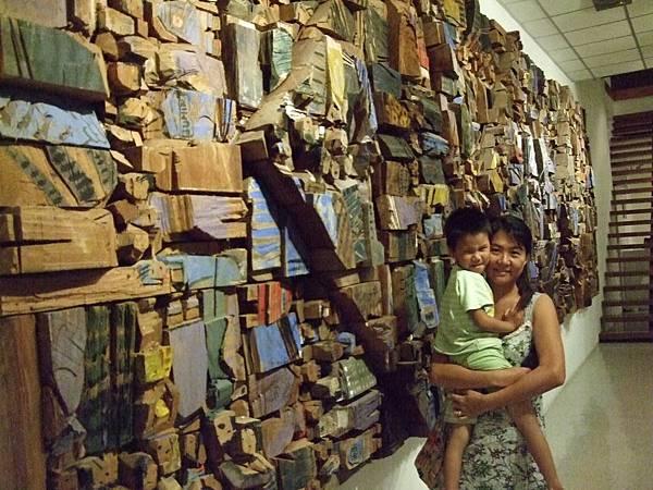 2008.8.23金朱銘美術館
