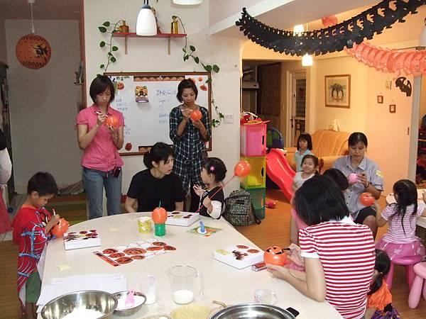 萬聖節PARTY