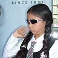 蘇雨桐的超貴墨鏡