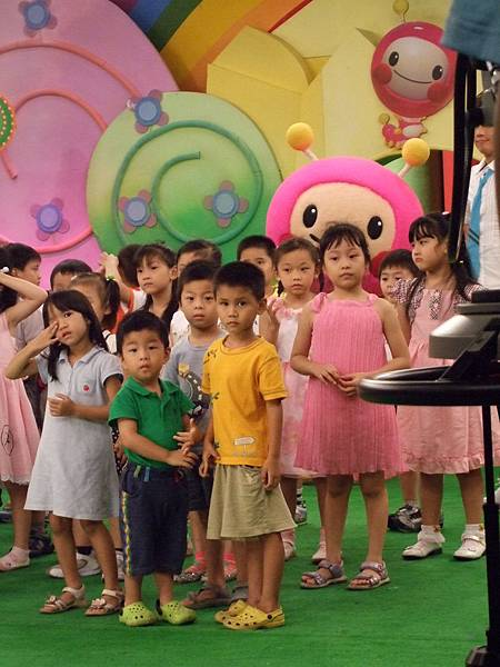 2008.9.19青青參加MOMO台錄影