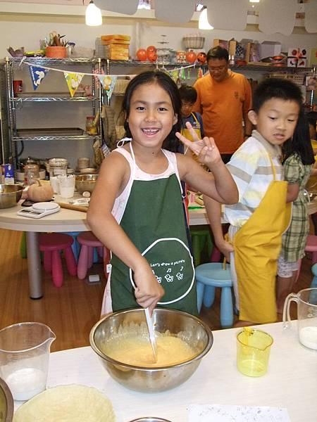 桐桐八歲生日