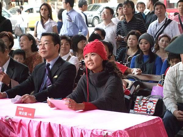 2008.10.11新竹遠百和奇妮合作活動