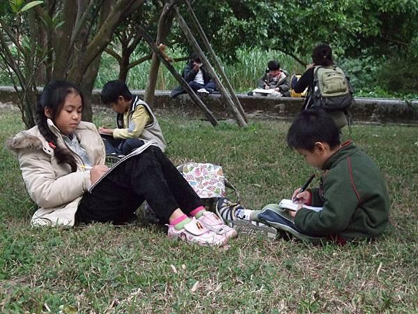 2008.12.自然課天母公園