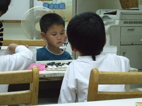 青青的圍棋課