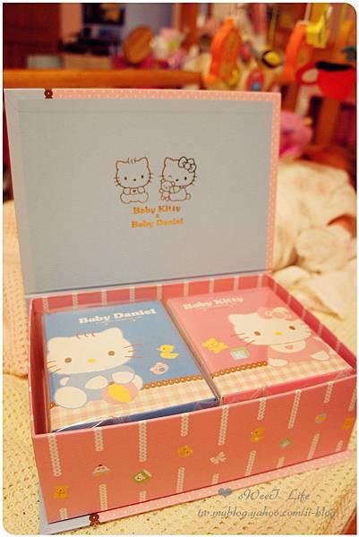 金格-Baby Kitty彌月禮盒 (8).JPG