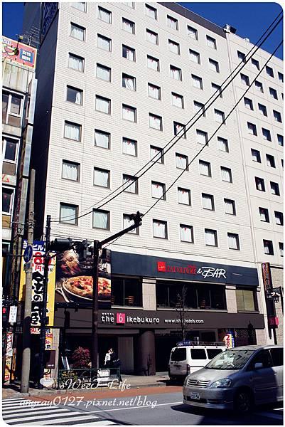池袋the b Hotel (15).JPG