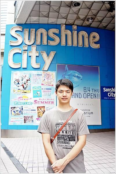 2011。池袋Sunshine City.JPG