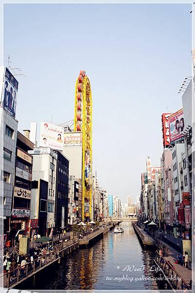 大阪-道頓堀周邊 (1)