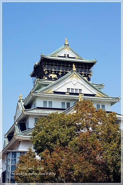 大阪城 (6).JPG