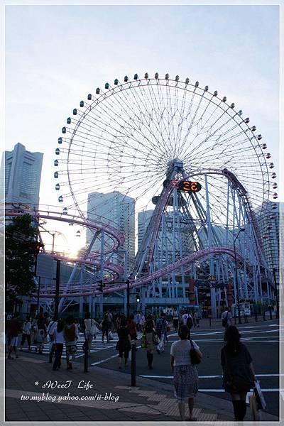 橫濱-宇宙樂園 (11).JPG