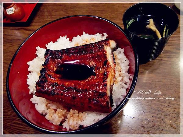 名代   宇奈とと-鰻魚飯 (4).JPG