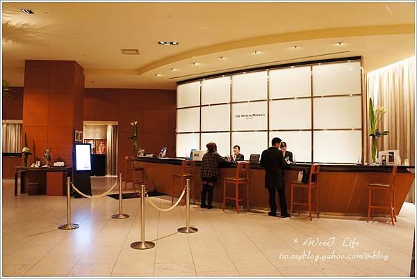 京都‧威斯汀都酒店 The Westin Miyako KYOTO  (10).JPG