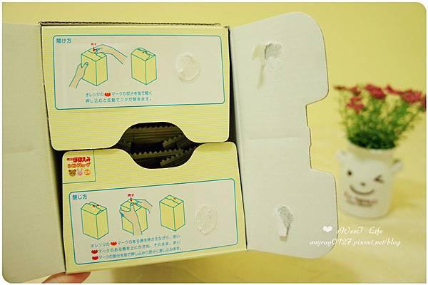 日本明治☆攜帶型奶粉塊 (7).JPG
