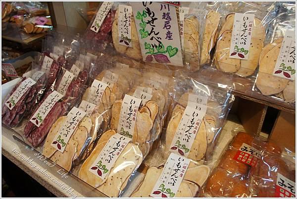 川越。菓子屋橫丁.JPG