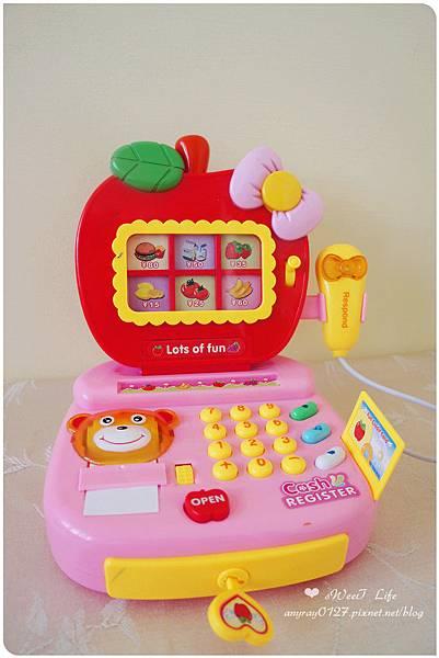 玩具-蘋果造型收銀機 (11).JPG
