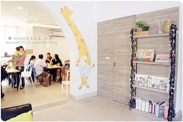 台中-QBee森林 (親子餐廳) (16).JPG