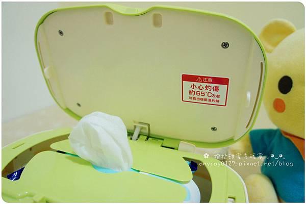 體驗-combi濕紙巾加溫器 (2).JPG