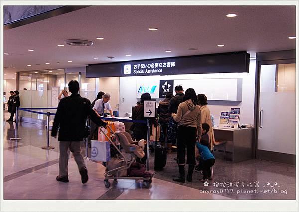 小娃初體驗-機場.ANA全日空 (21).JPG