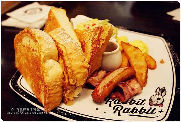 兔子兔子美式餐廳 (14).JPG