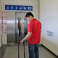 所以選擇褡電梯