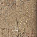 哈卡巴里斯-寒溪,地圖