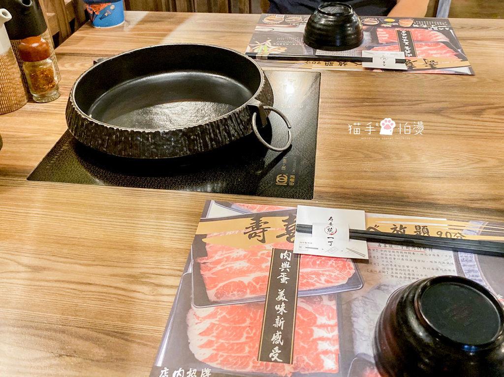 台中美食│壽喜燒一丁 沙鹿店 吃到飽只要388元起 頂級美國牛 霜降豬 梅花豬六種肉品無限供應