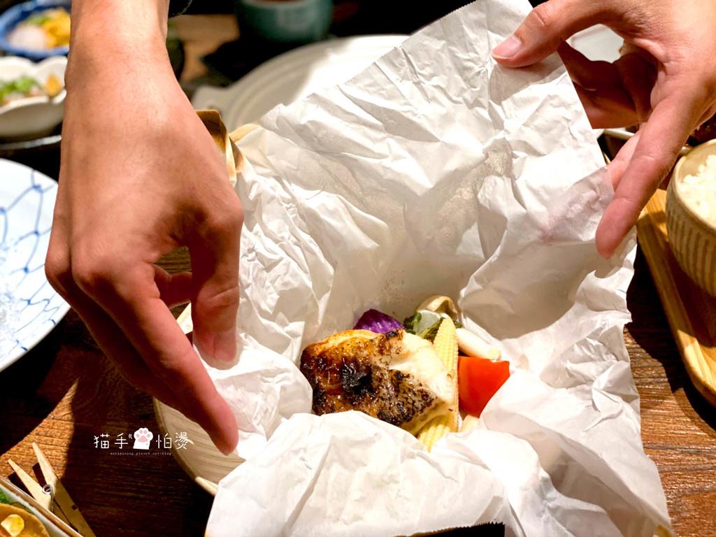 台中美食 | 羽笠食事酒場 午間套餐CP超高 幫荷包減輕負擔  會席料理彭派到桌上都擺不下啦 還有冬天必吃鍋物重磅推出!!