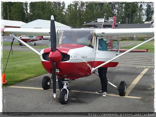 美國西雅圖Snohomish Flying School5.JPG