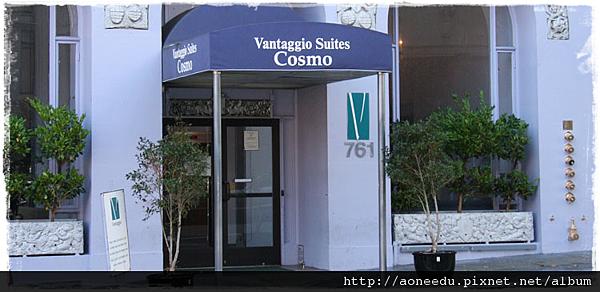 美國ILSC舊金山校區住宿選擇Vantaggio Suites Cosmo6.png