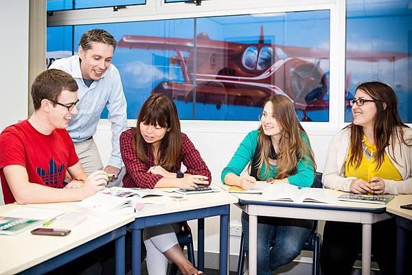 澳洲藍寶石Langports英語學校布理斯本校區3.jpg