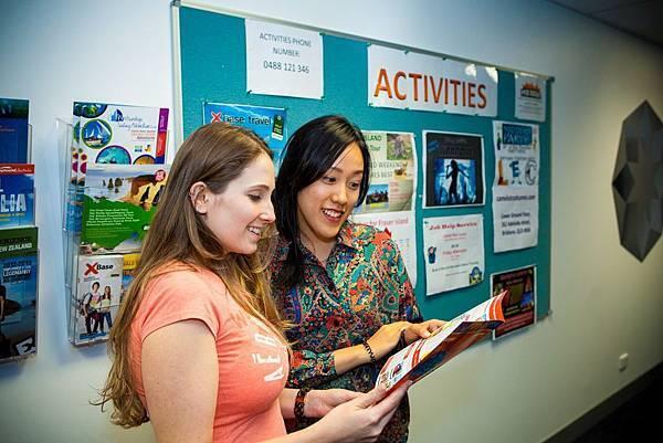 澳洲藍寶石Langports英語學校布理斯本校區13.jpg