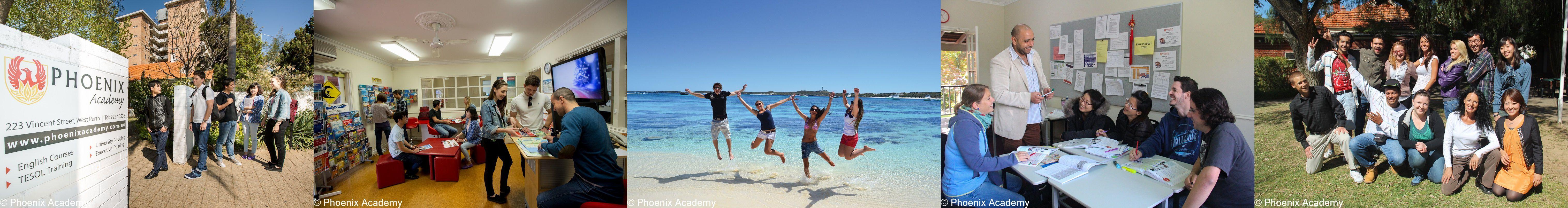 澳洲伯斯Phoenix Academy 1-horz