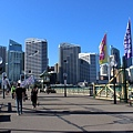 達令港 Darling Harbour Bridge