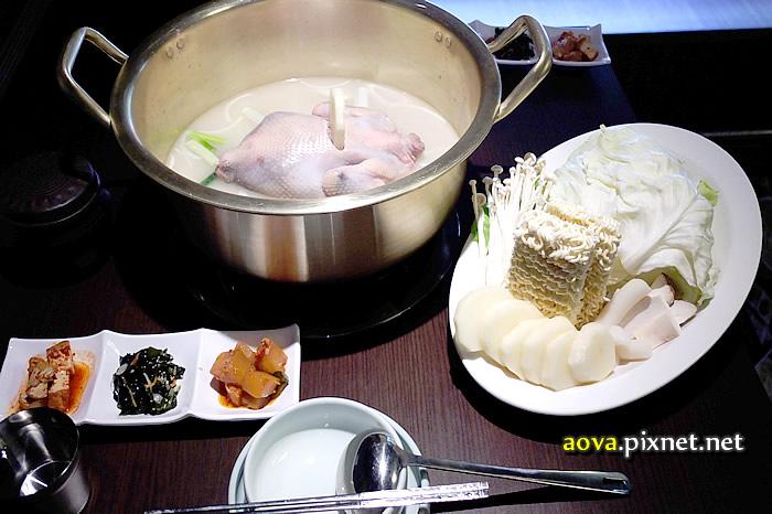 紅通通 一隻雞鍋 韓式01
