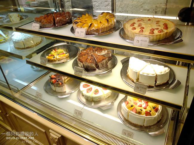 台北東區Wachifield Dayan Cafe05