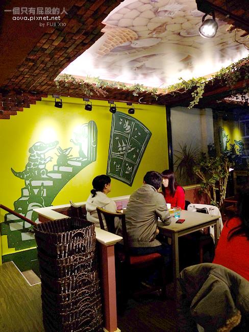 台北東區Wachifield Dayan Cafe14