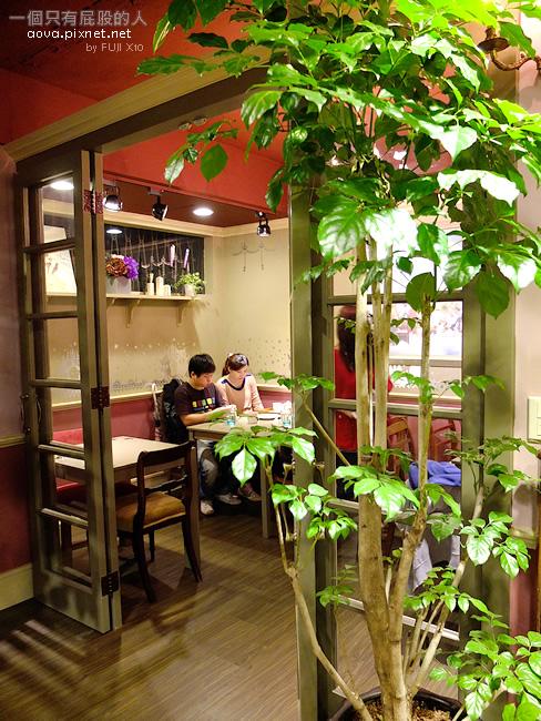 台北東區Wachifield Dayan Cafe16