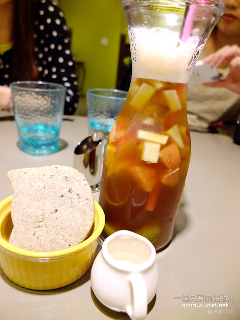 台北東區Wachifield Dayan Cafe23
