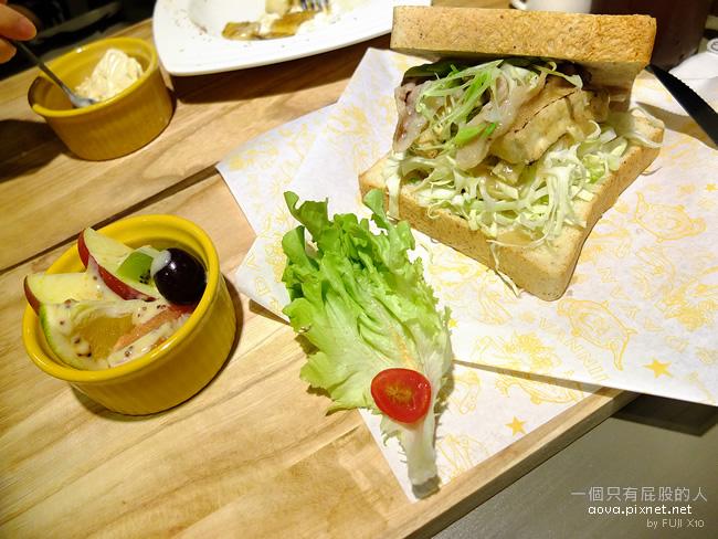 台北東區Wachifield Dayan Cafe33
