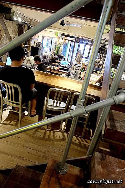 台北車站南陽街奧蘿茉咖啡oromo cafe11.jpg
