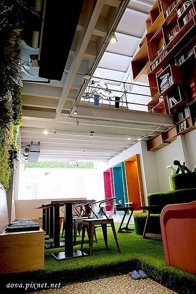 台北車站南陽街奧蘿茉咖啡oromo cafe21.jpg
