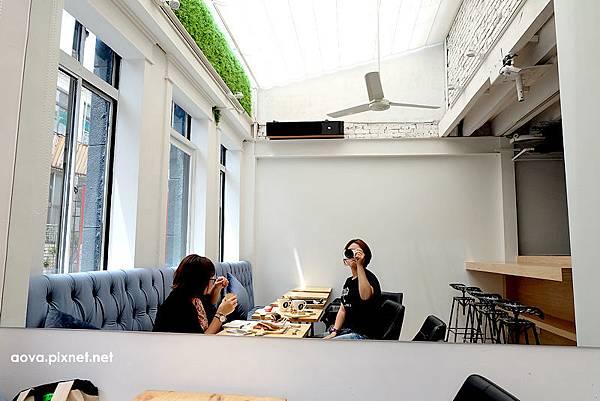 台北車站南陽街奧蘿茉咖啡oromo cafe45.jpg