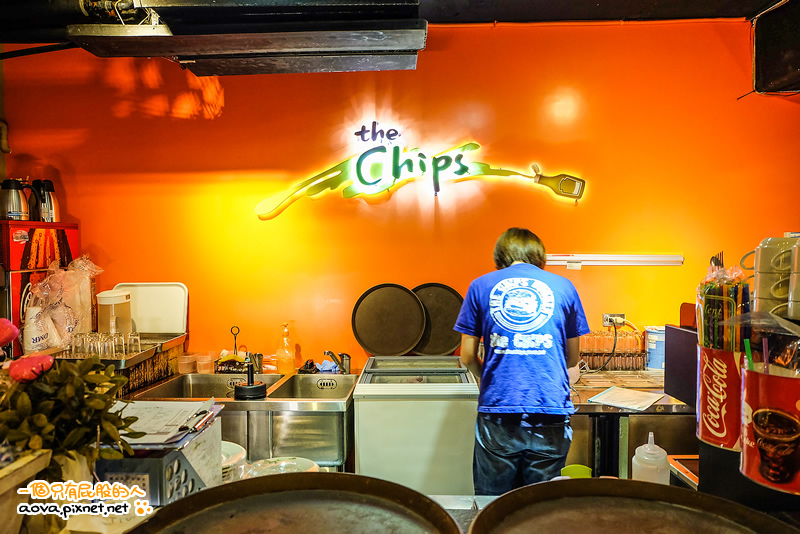 台北美式餐廳 The Chips_國父紀念館站_19.jpg