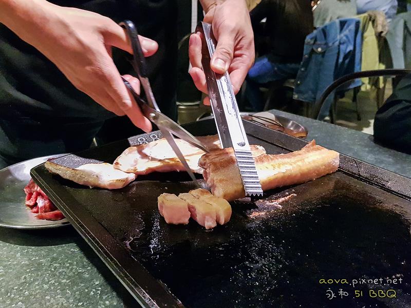 新北永和 51BBQ 韓式烤肉10.jpg