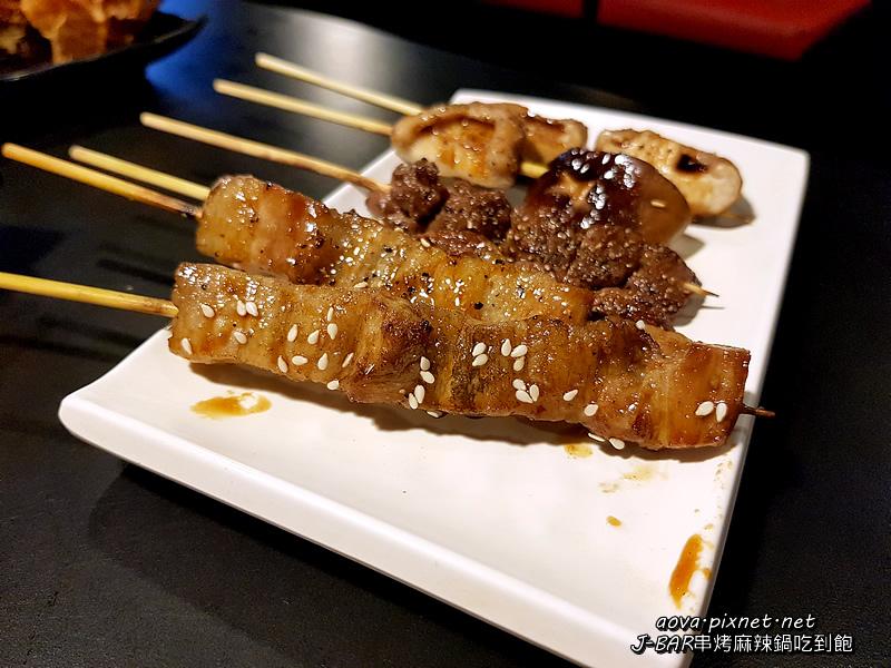 台北東區J-BAR串烤麻辣鍋吃到飽16.jpg