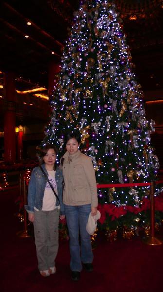 燕姐 & me